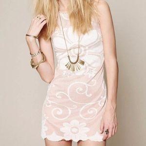 FP New Romantics Almost Famous Lace Dress